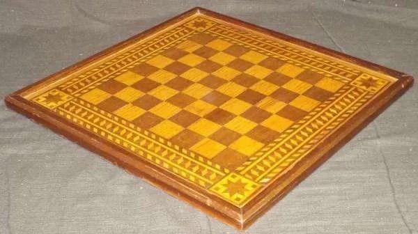 titanic chessboard