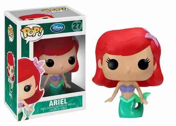 funko pop little mermaid