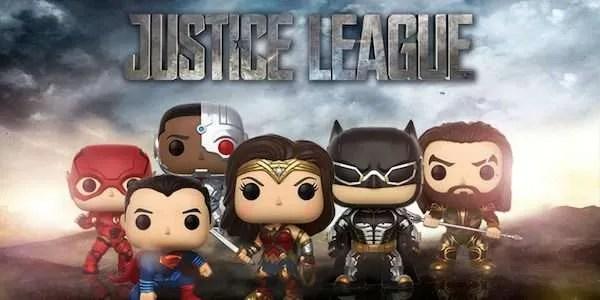 justice-league-funko pop