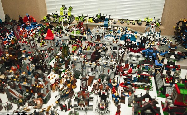 largest lego collection
