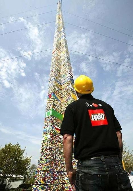 lego milan tower