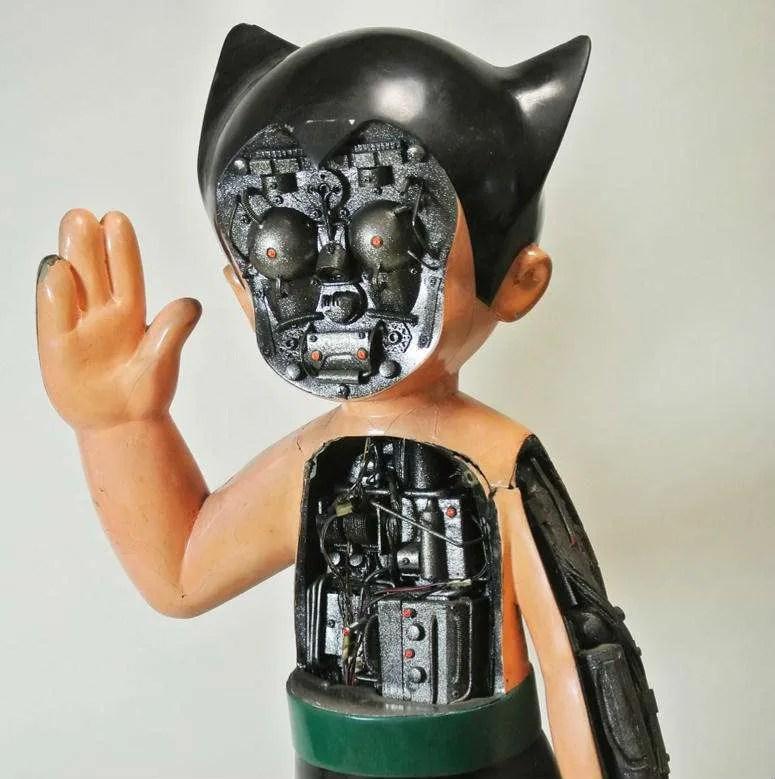 Vintage Life-Size Astro Boy