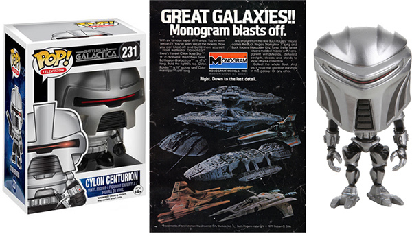 battlestar galactica collectibles
