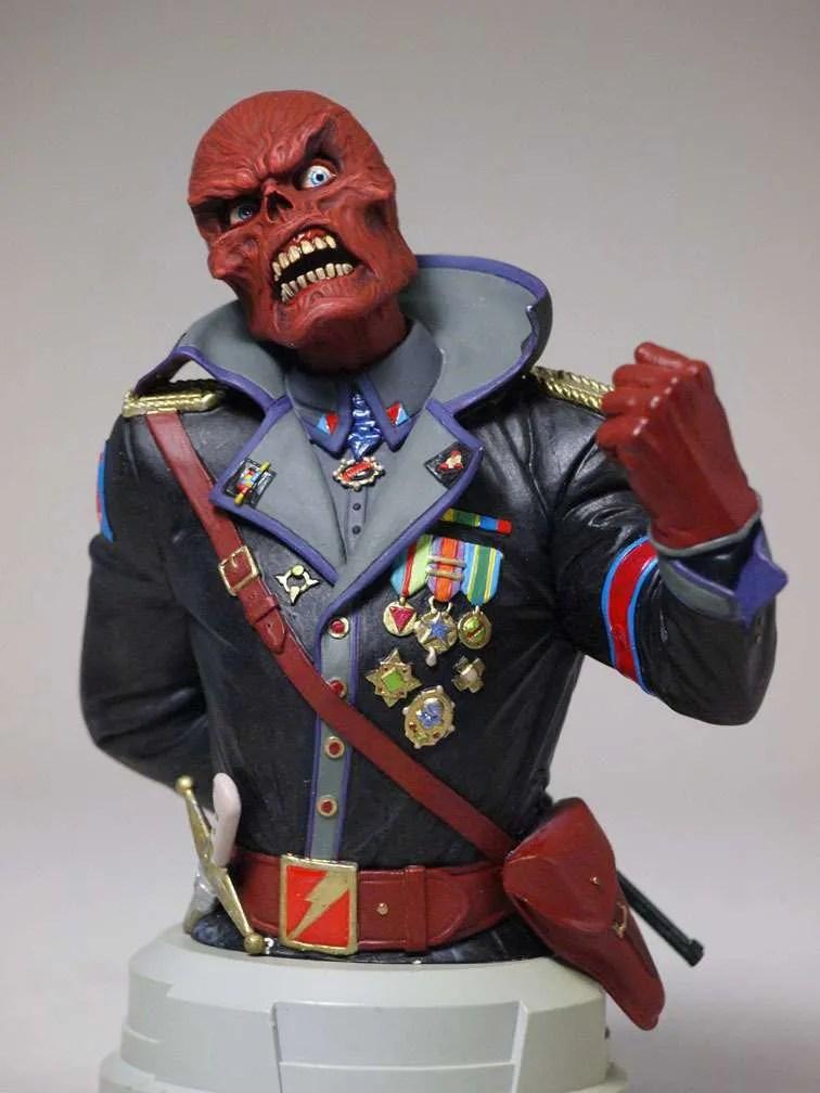 Red Skull (Paint Master)