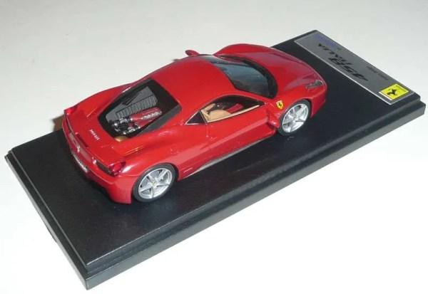 Ferrari 458 Itlaila