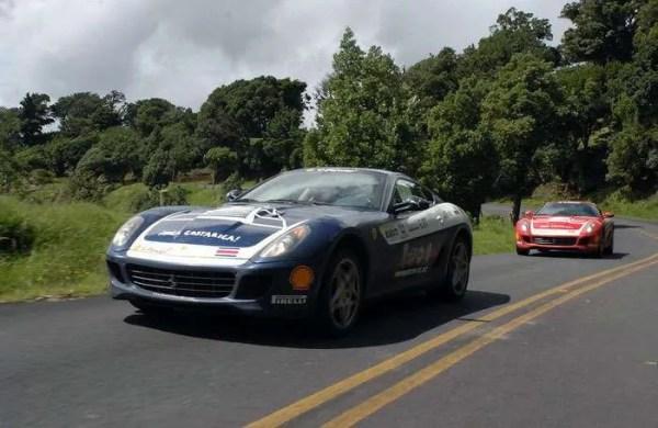 Ferrari GTB Fiorano Panamerican20,000