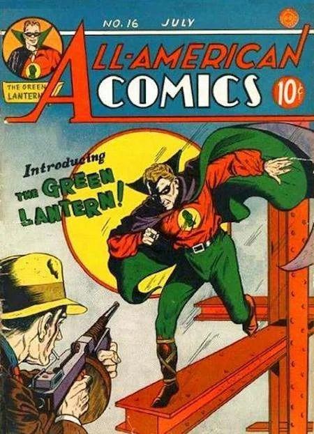 all-amercian comics 16
