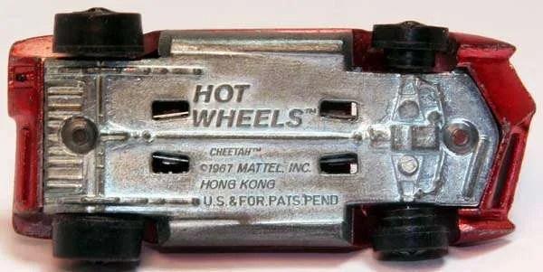hot wheels cheetah