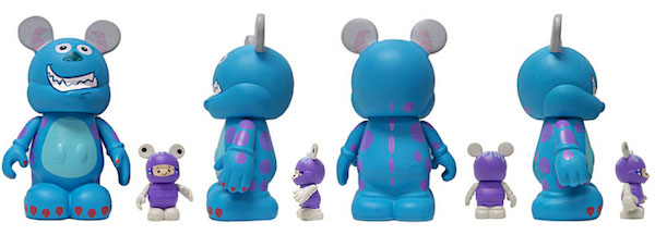 sully boo vinylmation