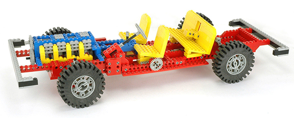 lego auto chassis