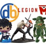 Celebrating the New Year with our Favorite hobbyDB Sellers, including Legion M