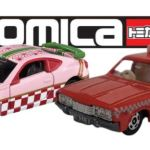 Top-10 Most Valuable Tomica Diecast Models