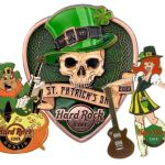 Top-10 Most Valuable St. Patrick's Day Hard Rock Café Pins