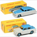 'Kissing Cousins' – Dinky Toys Color Schemes