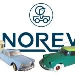 Top-10 Most-Valuable Norev Models on hobbyDB