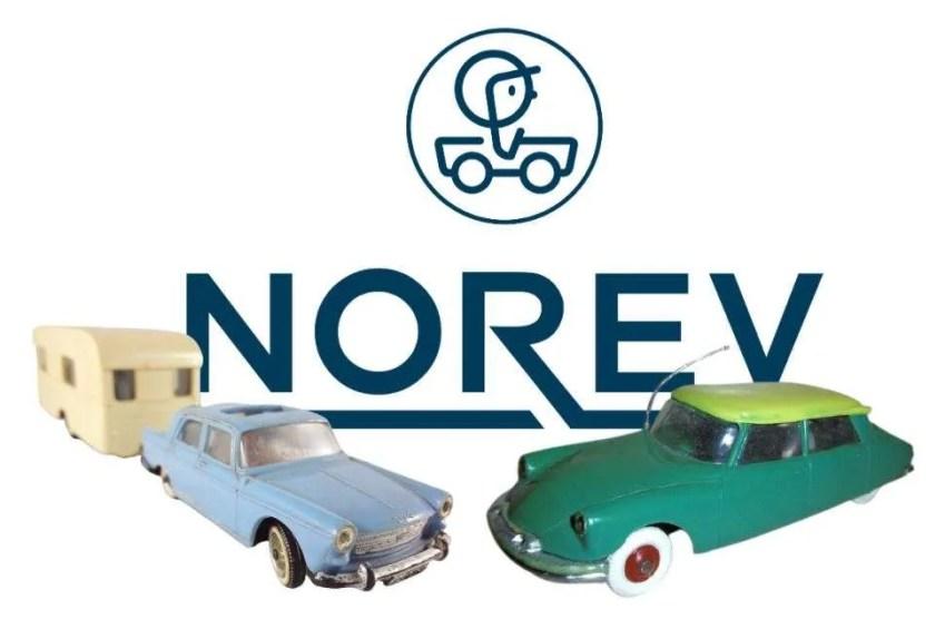 Norev Diecast