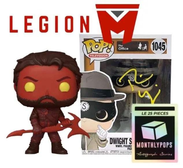 Legion M Monthly Pops