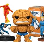 Marvel Comics' Fantastic Four (and it's many collectibles) Turns 60 Years Old!