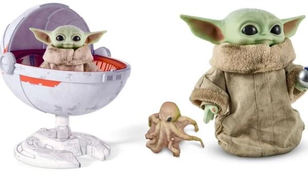 Star Wars Mandalorian Mattel