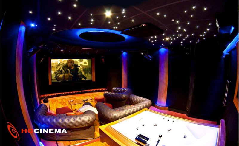 Le design de votre salle de cin ma qui aura le dernier mot for Cinema a la maison