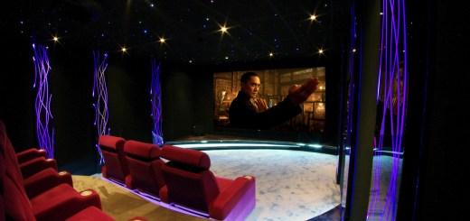 salle cinema particulier - Le blog Hocinema