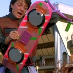 Hoverboard, Zurück in die Zukunft 2