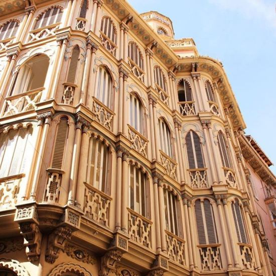 Family holiday - see the architecture of Palma