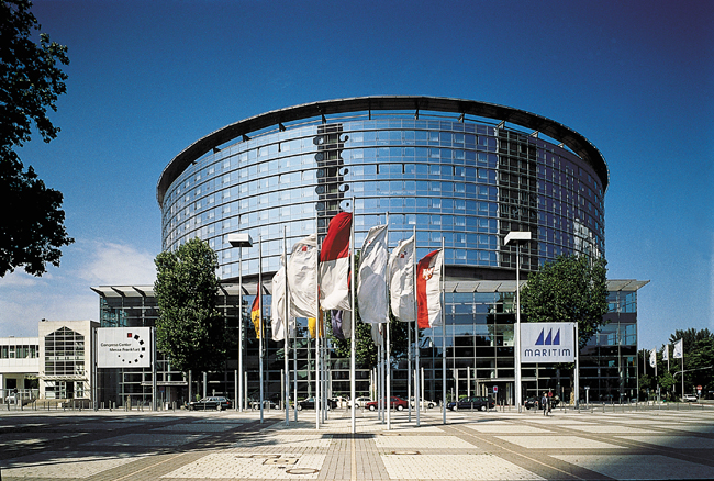 Messe Exhibition Hall