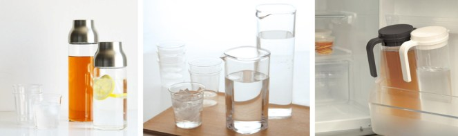 Plastic-Free Water Carafe Reusable Lifestyle