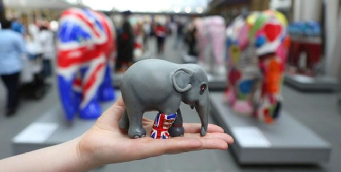 Elephant Parade Mosha Replica