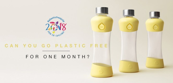 Plastic Free July Equa