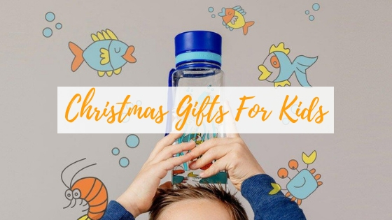 Gifts for Kids Christmas Blog Title Image