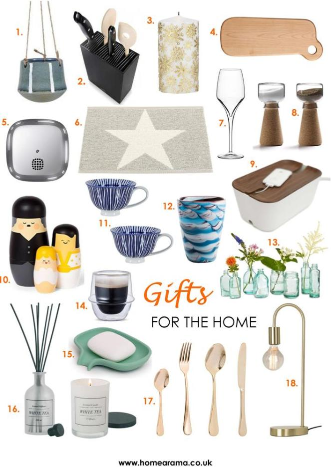 Home Lover Gift Guide