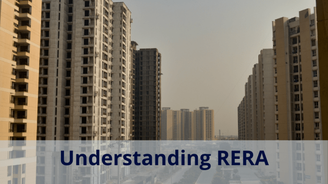 How has RERA helped home buyers and property investors in 2018?