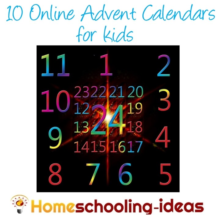 10 Best Kids Advent Calendars