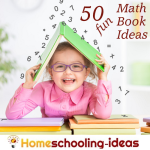 Fun Math Book Ideas for Homeschool