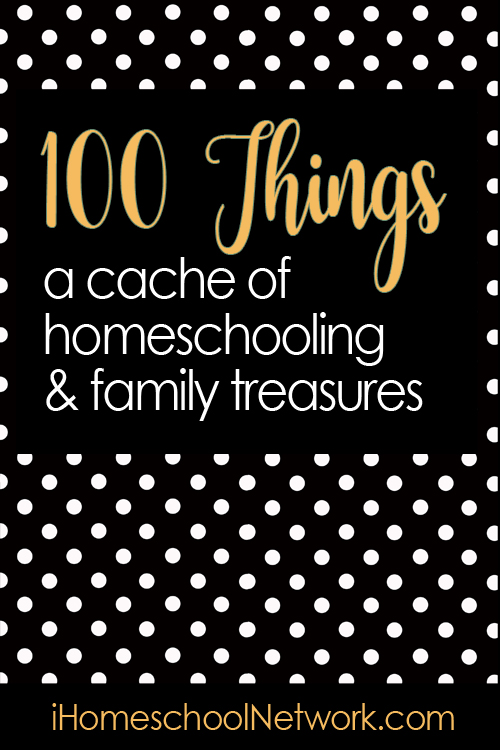 100 things for homeschooling