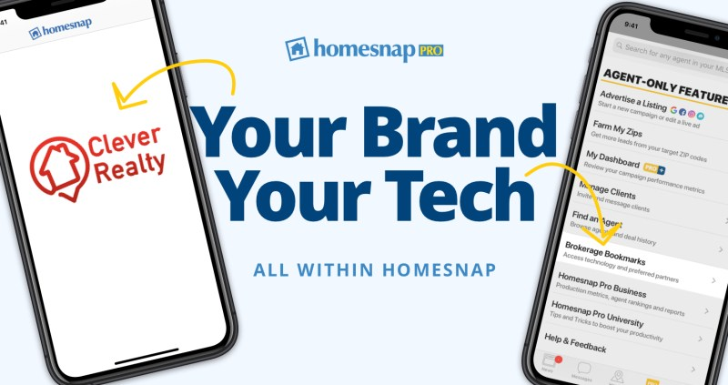 Homesnap Launches The Broker Suite! - Homesnap
