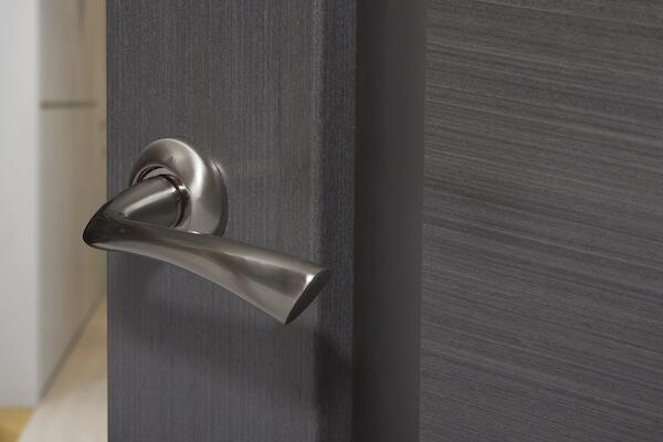 modern door knob