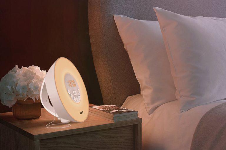 sunlight alarm clock