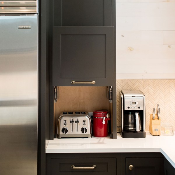 kitchen cabinet trends 2019 hidden storage