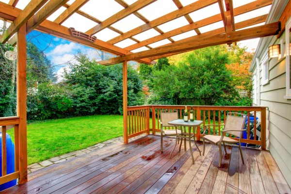 fall projects highest roi fence and deck repairs
