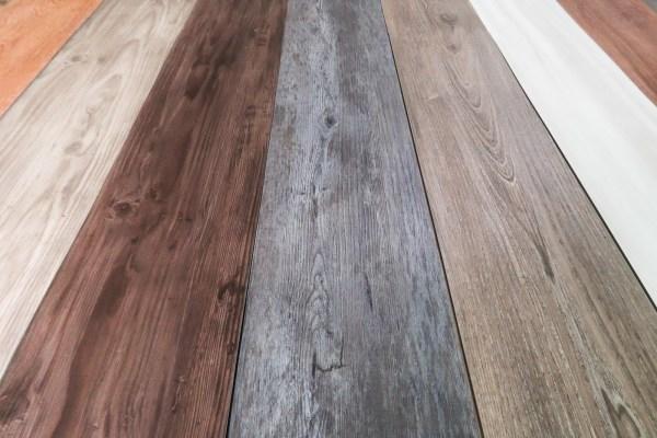 Engineered/Luxury Vinyl Plank or Tile basement flooring