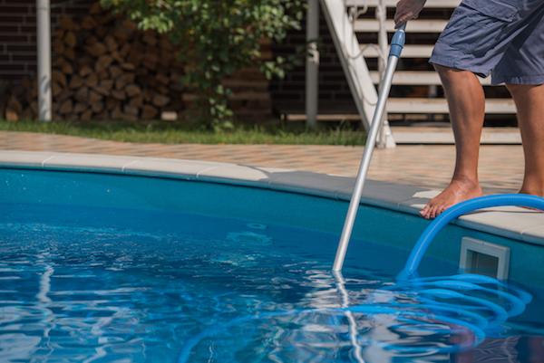 fibreglass pools maintenance