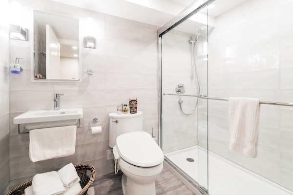 basement bathroom best basement projects roi