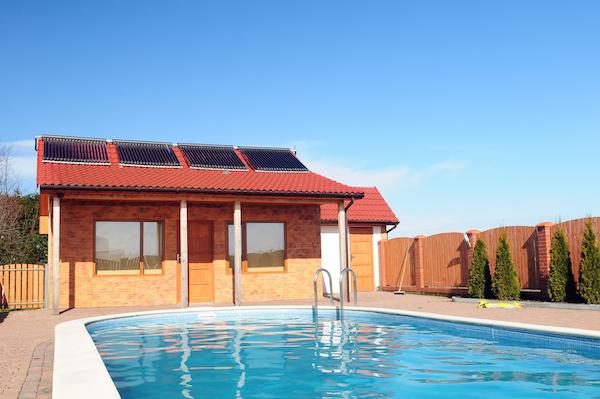 solar heater pool heater