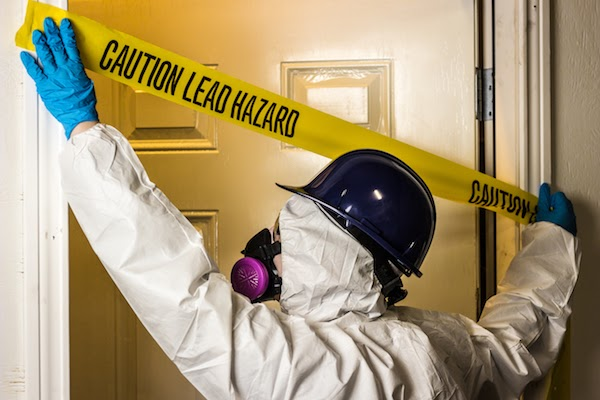 asbestos specialist in home