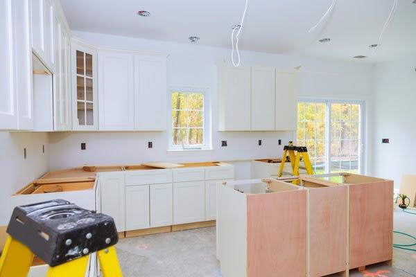 new kitchen reno