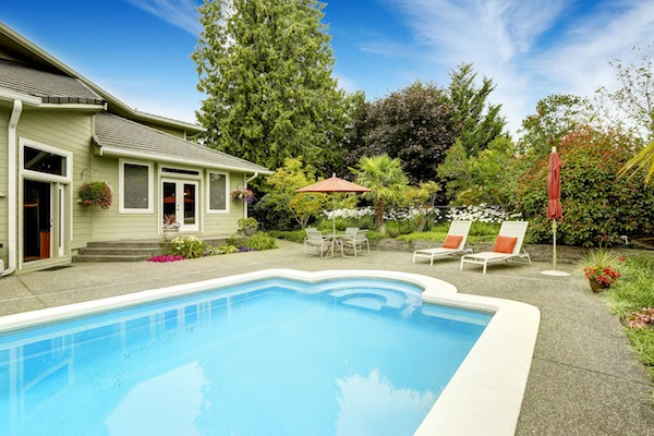 home with swimming pool lower resale value
