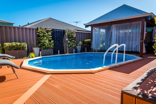 pvc deck materials how to maintain